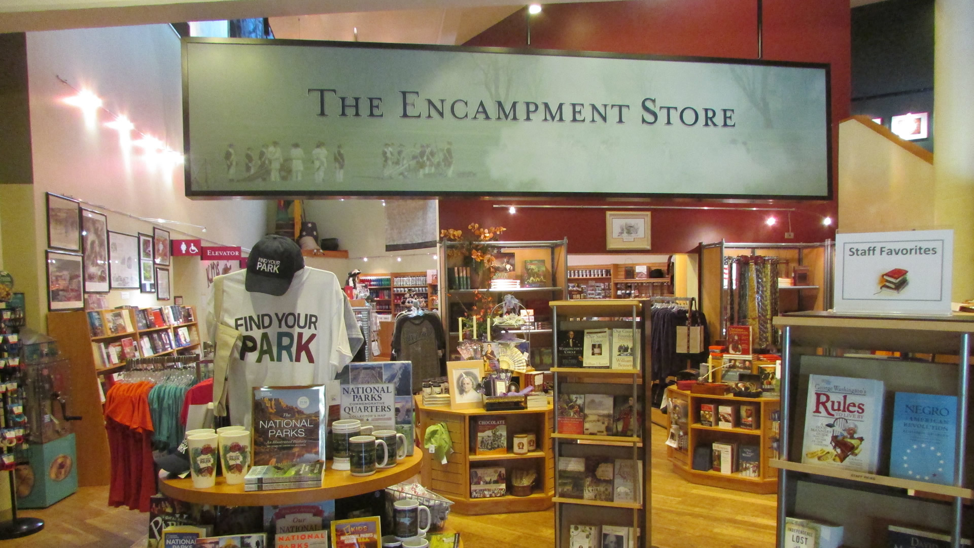 Home - The Encampment Store at Valley Forge National Historical Park
