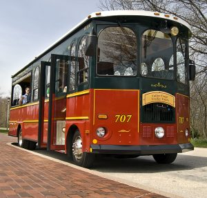 Trolley Tours at Valley Forge National Park