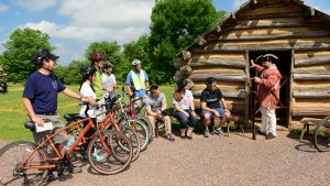 Bicycle tours and Rentals at Valley Forge National Park